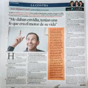 La Vanguardia 10-11-18