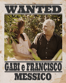 Gabi e Francisco